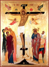 Orthodox Art - Crucixion