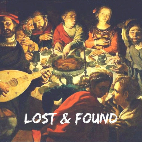Lost & Found - Prodigal God, pt 1 (Social Media Post)